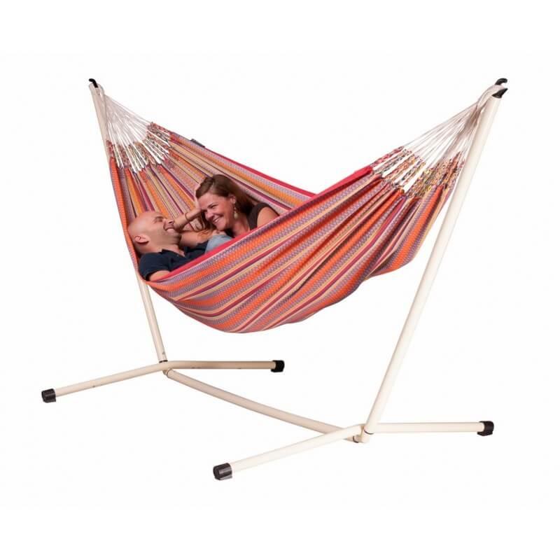 support pour hamac double neptuno. Black Bedroom Furniture Sets. Home Design Ideas