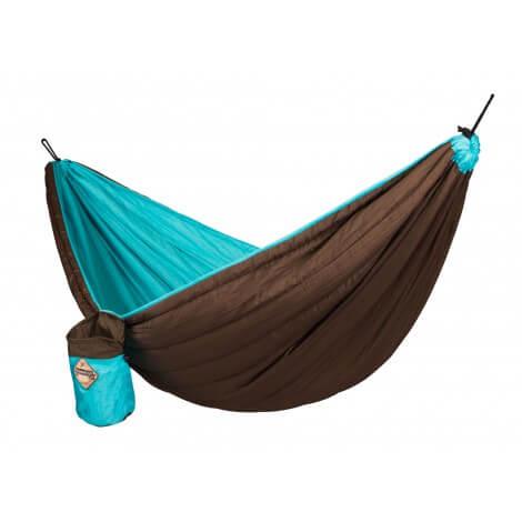 Hamac de Voyage Rembourré Colibri Turquoise