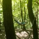Hamac Double de Voyage Colibri 3.0 Camo Forest