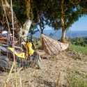 Hamac Double de Voyage Colibri 3.0 Camo Sahara