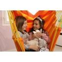 Chaise Hamac Carnaval Papaya