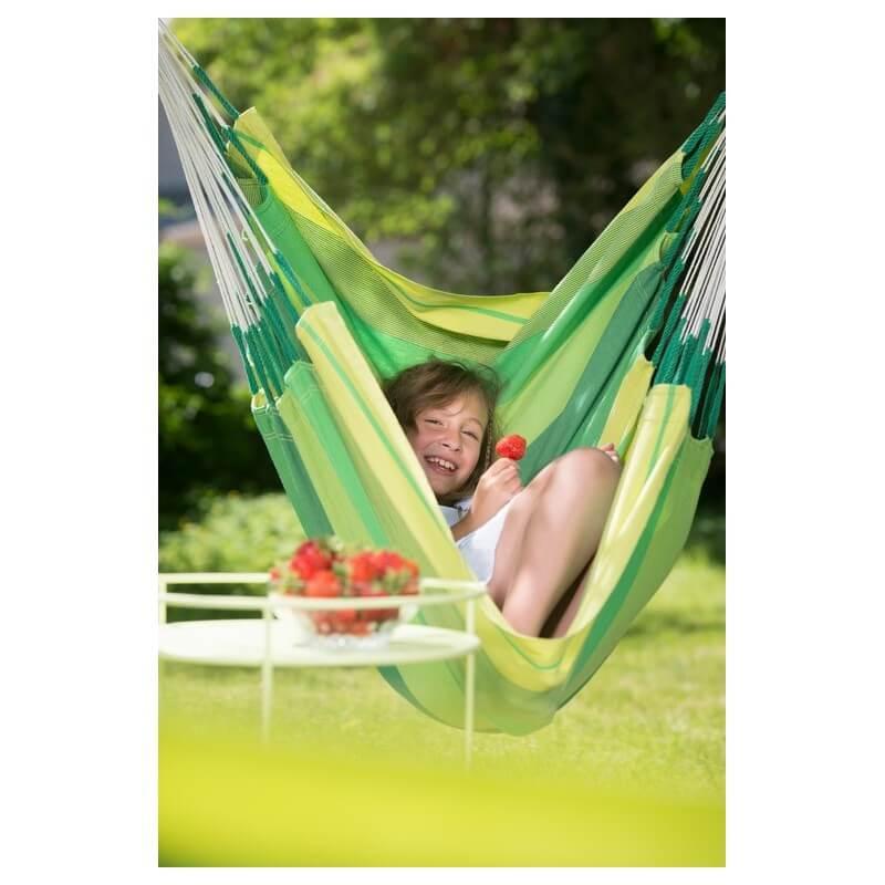 chaise hamac orquidea jungle. Black Bedroom Furniture Sets. Home Design Ideas