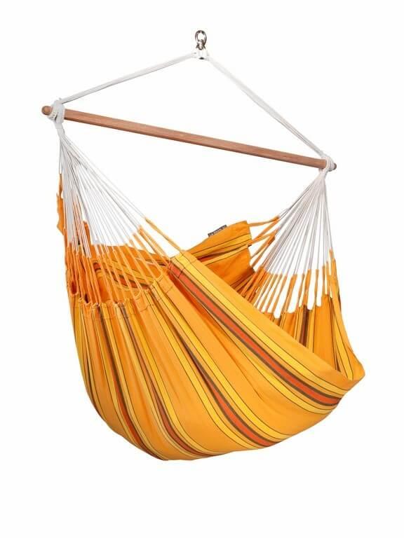 Chaise Hamac Currambera Apricot