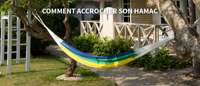 Comment accrocher son hamac
