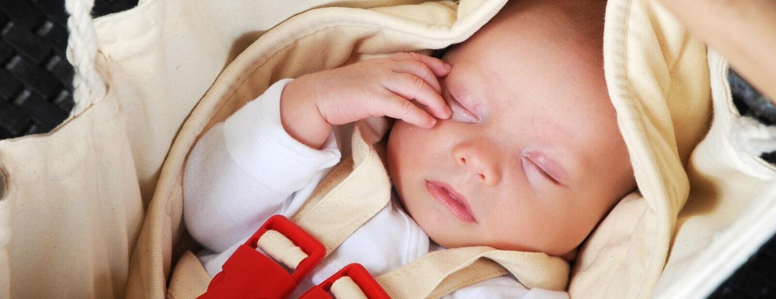 Hamac apaisant pour bébé